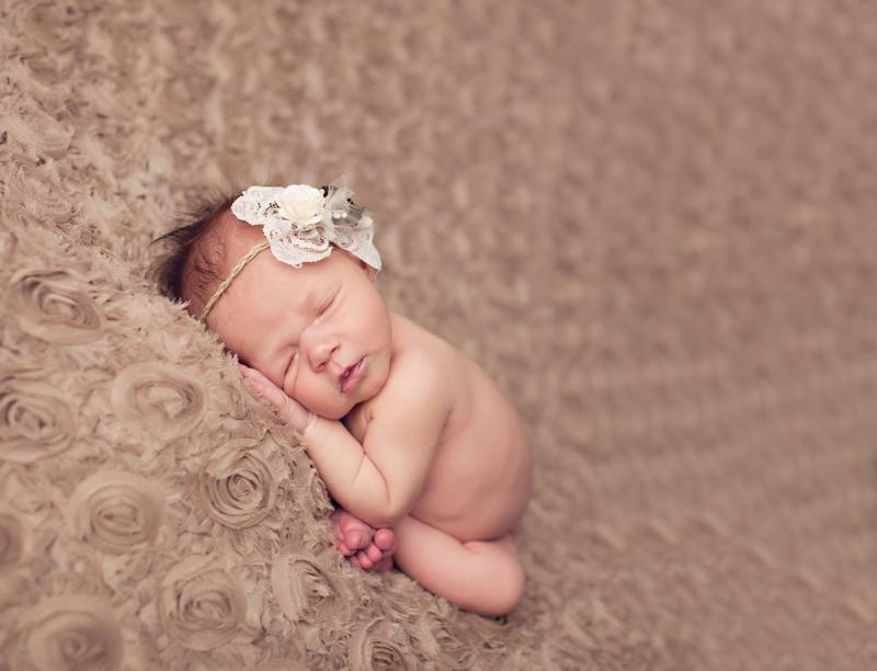 baby girl roses