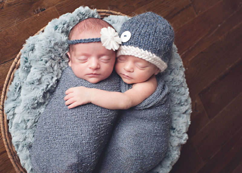 twin newborn photographer lees summit