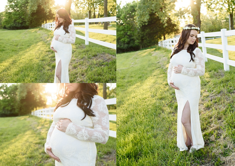 lees summit maternity photographer